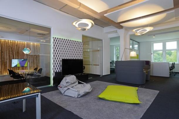 Netzkern's Wuppertal Headquarters - Också stimulerande