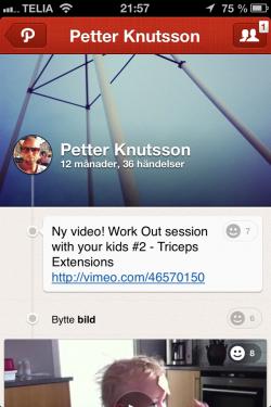 Path - ett personligt socialt nätverk på riktigt